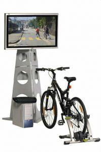 Fahrrad-Simulator